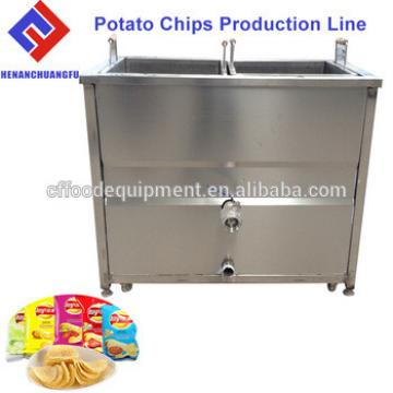 Automatic potato chips making machine cost