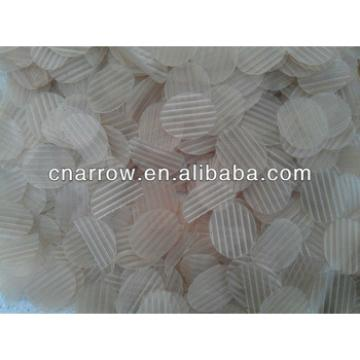 extruded potato chips making processing machinery