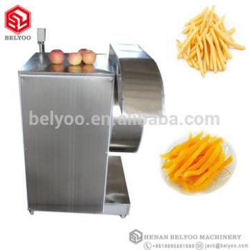 frozen french fries cutter/potato french fries machine price/electric french fries cutting machine