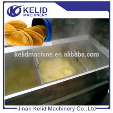 High quality CE fresh potato stick chips making machine