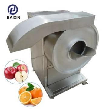 Industrial vegetable cutter potato chips making machine carrot radish slice cutter