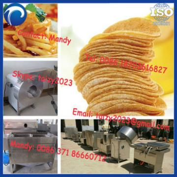 automatic potato chips making machines,150kg/h semi-automatic potato chips production line