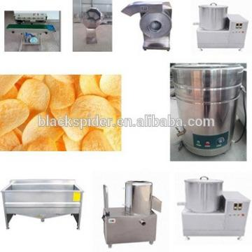 output 30-300 kg potato chips making machine