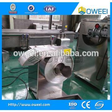 Frying machine/ potato chips making equipment