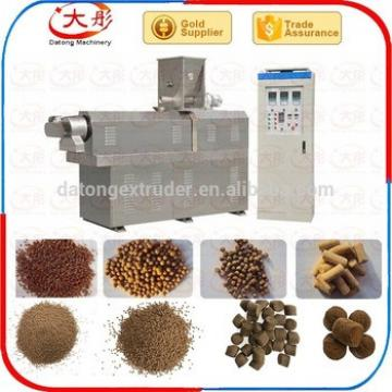 Hot sale dog chews treats food making machine extruder equipment