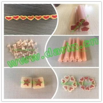 Pet Treats/dog Chews Food Production Line/making Machinery In Darin Machinery