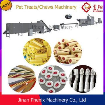 Pet chews snack food machine