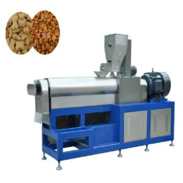 Dry Wet Pet Dog Food Making Machine