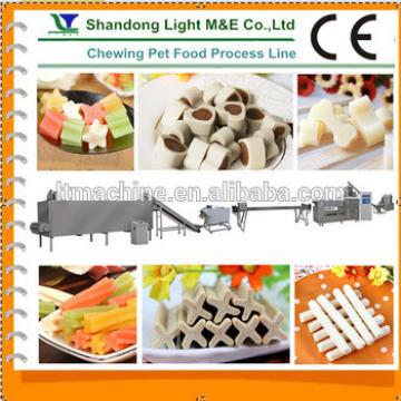 Factory Price Shandong Light Dog Chew Making Plant