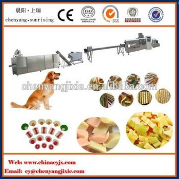 fully automatic chewing dog food production line