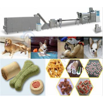 Chewing gum making machine for pet food