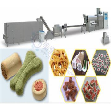 center filling automatic single screw pet chew extruder manufacturer