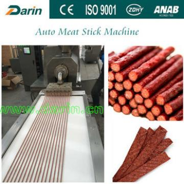 Full Automatic Dog Chewing Munchy Beef Stick Machine