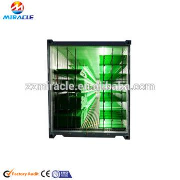 40' freezer shipping container type Hydroponics fodder sprouting machinery to grow the animal fresh feed