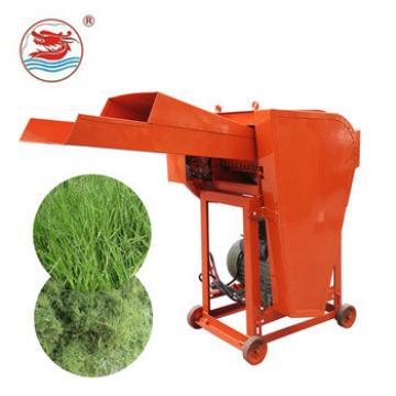 WANMA0357 Factory Supply Automatic Animal Feed Grass Chaff Cutter Pulverizer Machine