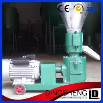 300kg hot sale poultry pellet feed machine / animal fodder pelleting machine