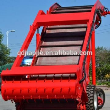 Farm Feed Machinery Silage Reclaiming Machine,Mobile Silage Reclaimer!