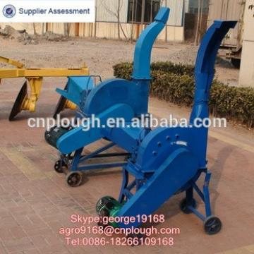 Corn stalk cutting machine/animal feed machinery