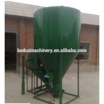 automatic animal feed crushing and mixing machine/animal feed grinder