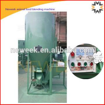 Neweek tapered farm crushing animal feed blending machine