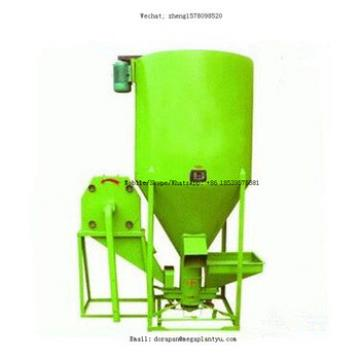 Animal feed mixing and crushing machine/Animal feed mixer and grinder