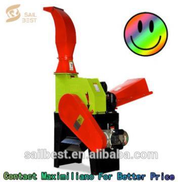 Animal Feed Hay Grass Chopper Corn Stalk Chaff Cutter Machine