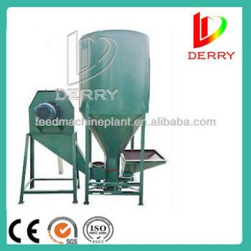 mini animal /poultry feed mixer grinder machine
