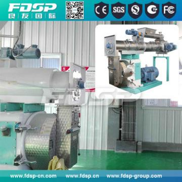 CE approved chiken feed pellet processing machines animal feed machinery
