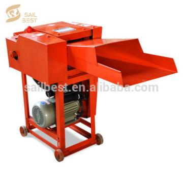 Farm Using Grass Chopper Machine For Animals Feed 9ZT-0.6 With High Quality Blades