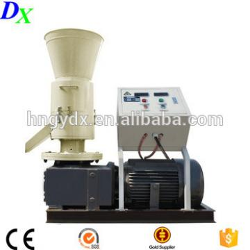 machine for animal feed corn bran wood pellet machine