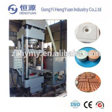 Easy to operate mineral salt licking block machine for animal feed