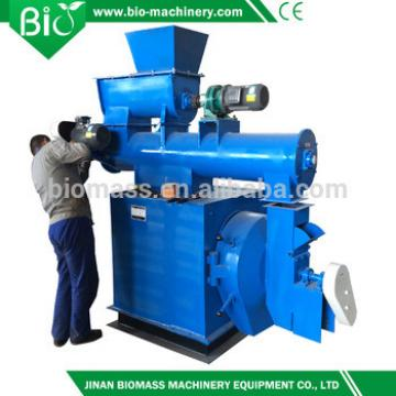 ring die 1-1.5t/h pellet machine to press animal feed