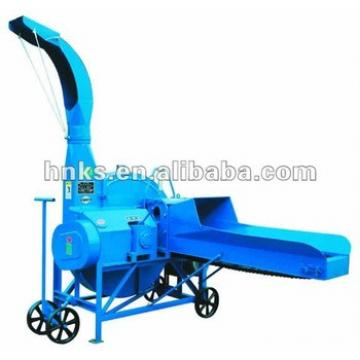 Agriculture animal feed grass crusher grass cutting machine
