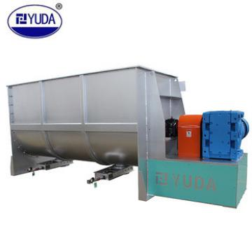 YUDA Efficient energy saving cattle mixer machine for animal feed