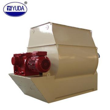 YUDA Wholesale cheap single shaft paddle mixer 1 ton mixer machine for animal feed
