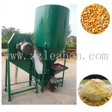 China LEABON sale animal feed grinder and mixer animal feed machinery of feed mixer