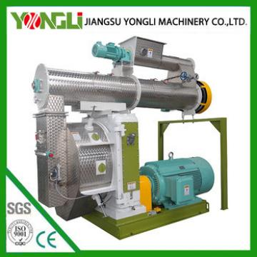 Considerable output animal feed grass cutting machine