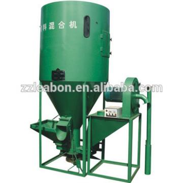 Automatic mixing machine animal floating fish feed mill mixer grinder and mixing feed machine