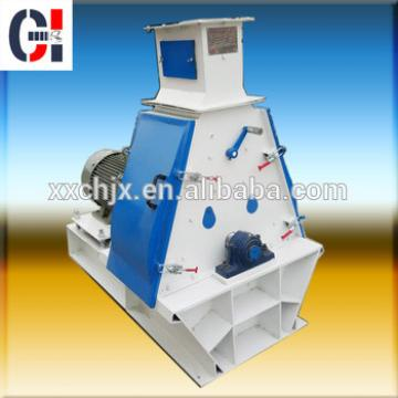 Water Drop SFSP Series Animal Feed Hammer Mill / Soyabean Grinding Machine
