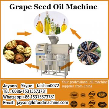 Cold hydraulic vegetable seed oil press