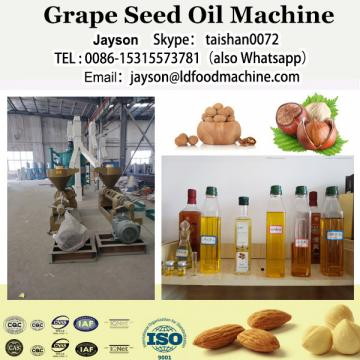 Stainless steel automatic grape seed oil press machine