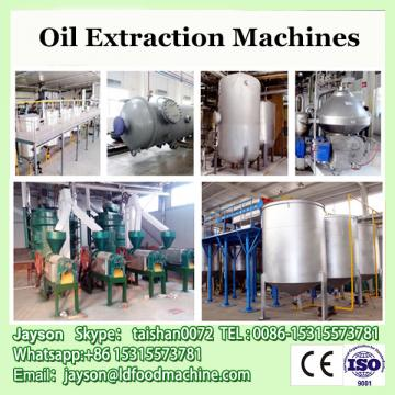 Table top oil extraction machine for Sunflower seed