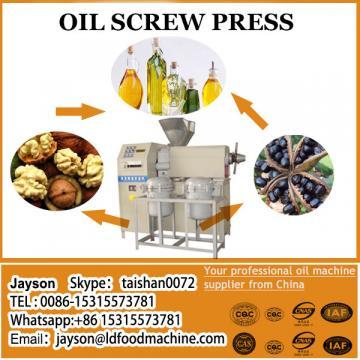 Screw type hazelnut oil press machine/groundnut oil refining machine/groundnut oil processing machine