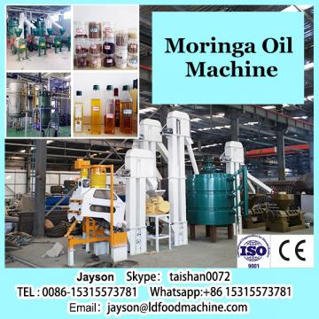 Compact size moringa walnut screw oil press machine