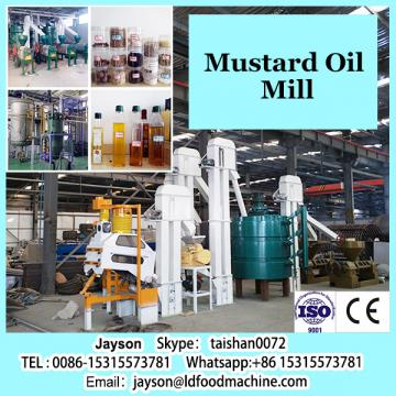 Hydraulic and screw mustard oil mill