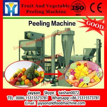 Brush Type Washing and Peeling Machine/Industrial Vegetable Fruit Washing Machine
