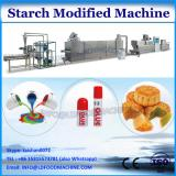Full automatic modified converted corn starch extrusion plant processing machine line
