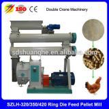 hot sale China popular animal pellet feed processing machine