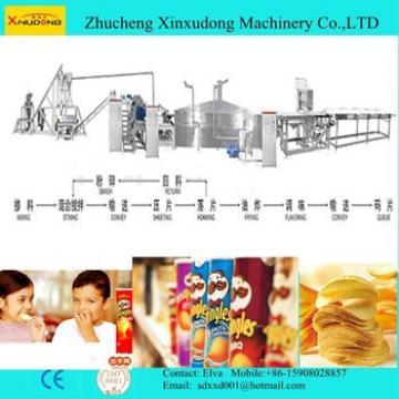 Automatic Pringles brand compound potato chip making machine