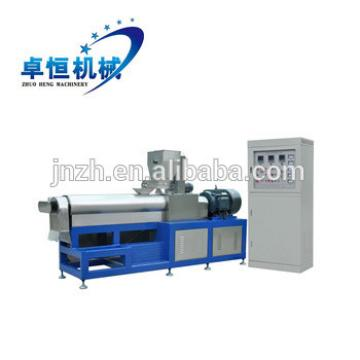 Automatic breakfast cereal corn flakes maker machine line